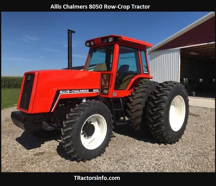 Allis Chalmers 8050 Tractor Price, Specs
