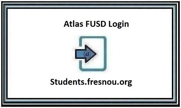 Atlas FUSD Login