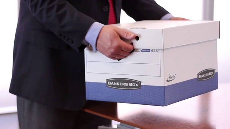 Bankers Box Opinion Survey