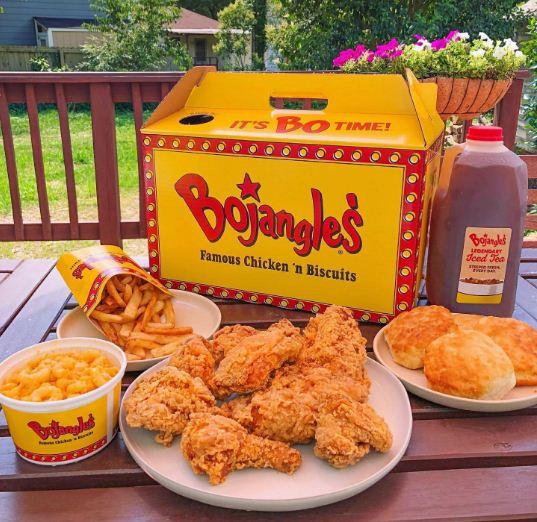 Bojangles Customer Opinion Survey