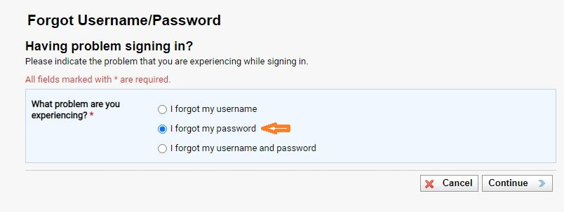 Faw Phoenix Edu Login forgot password 2