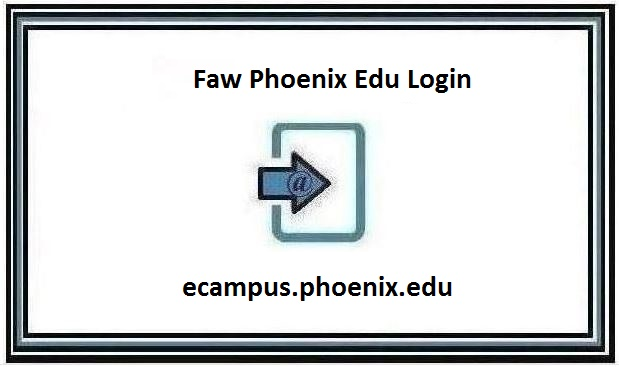 Faw Phoenix Edu Login