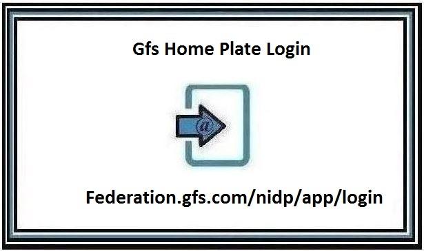 Gfs Home Plate Login