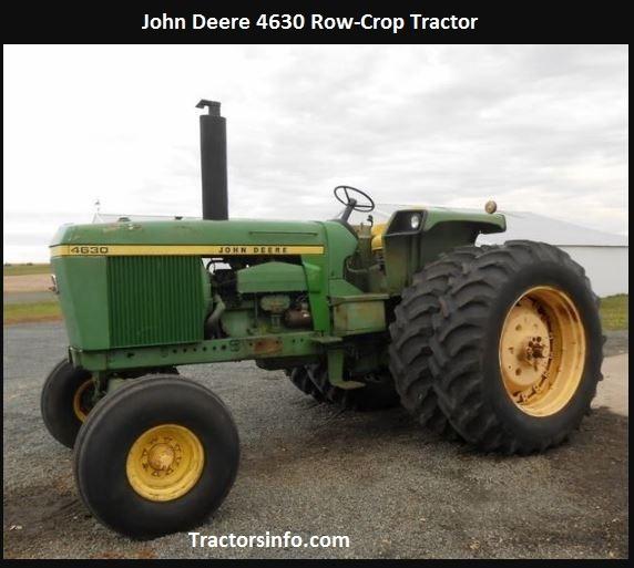 John Deere 4630 Price, Specs, Review, Horsepower