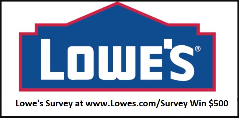 Lowes Survey prize