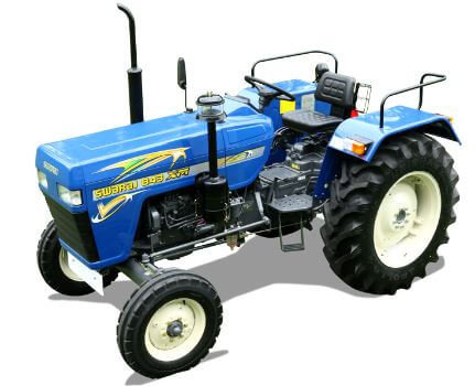 Swaraj 843 XM OSM Tractor
