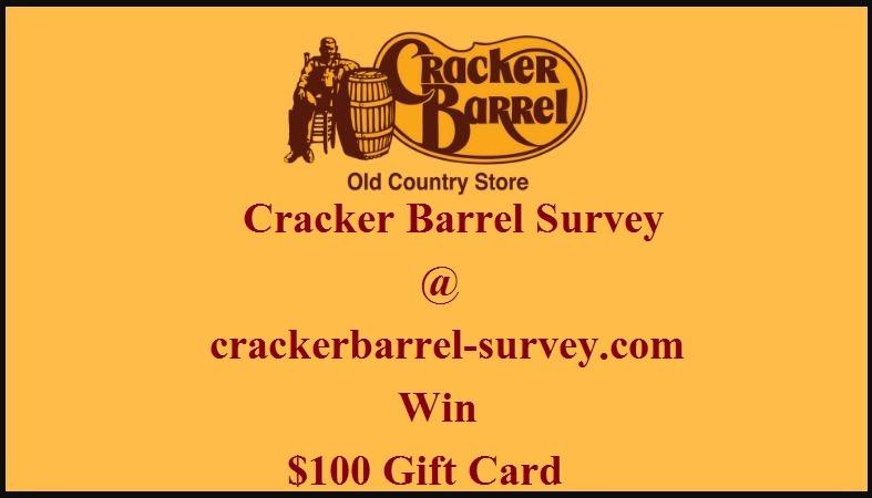 Cracker Barrel Survey Rewards